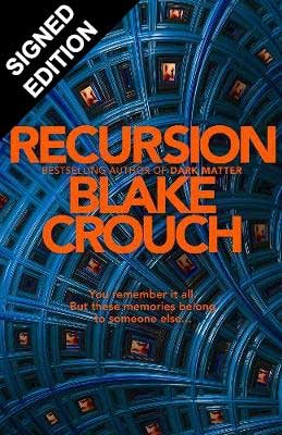 Cover of the book, Recursion.