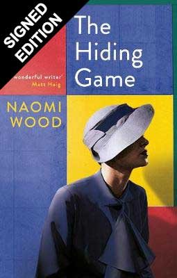 The Hiding Game: Signed Edition (Hardback)