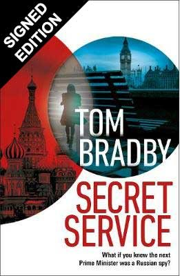 Cover of the book, Secret Service.