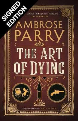 Cover of the book, The Art of Dying.