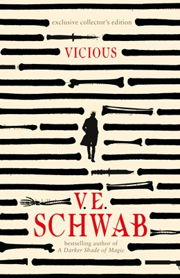 Image result for vicious v e schwab