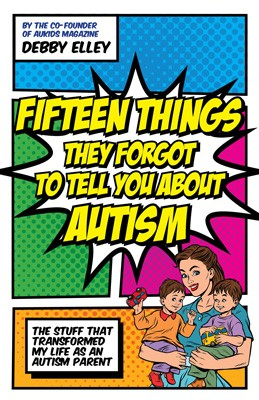 15 Things They Forgot to Tell You About Autism - Book Launch!