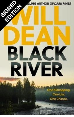 Black River: Signed Edition (Hardback)