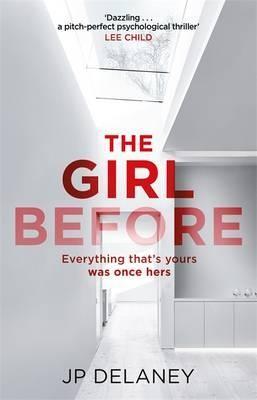 The Girl Before (Hardback)
