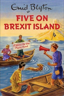 Five on Brexit Island (Hardback)