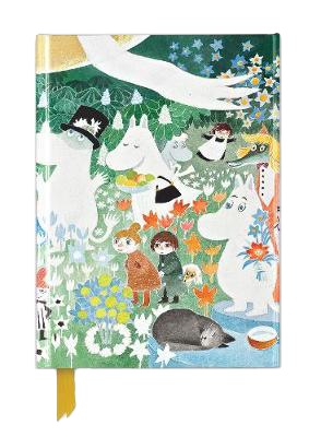 A Dangerous Journey - Moomin Journal - Flame Tree Notebooks