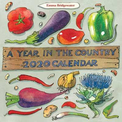 2020 Matthew Rice, A Year In The Country Wall Calendar (Calendar)