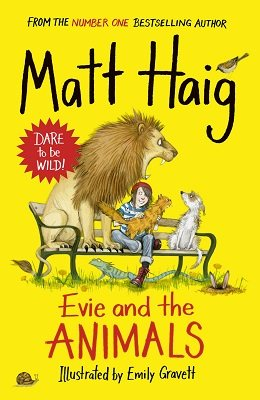 Evie and the Animals (Hardback)