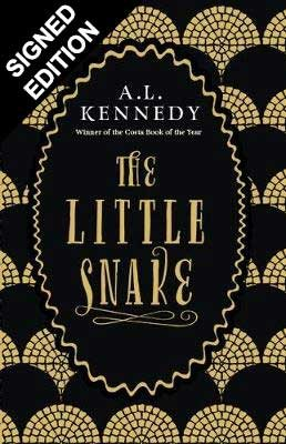 Cover of the book, The Little Snake.