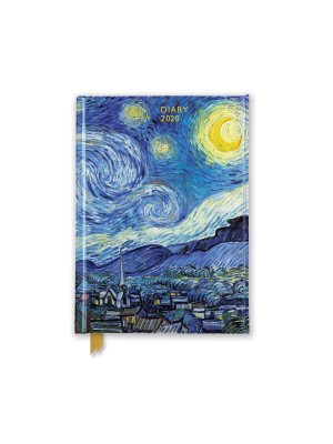 Van Gogh - Starry Night Pocket Diary 2020 (Diary)
