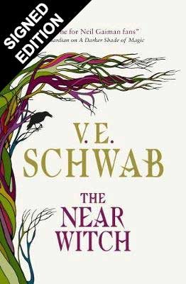 Cover of the book, The Near Witch.