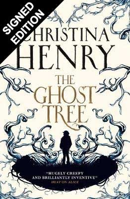 The Ghost Tree: Signed Edition (Paperback)