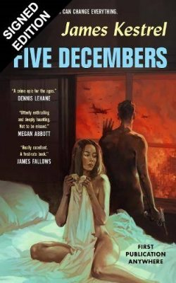 Five Decembers: Signed Edition (Hardback)