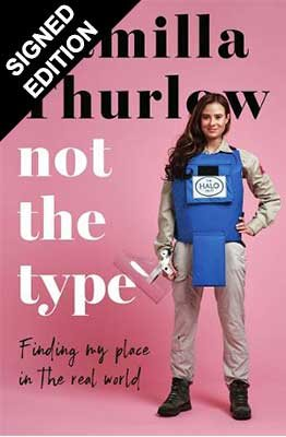 Not The Type By Camilla Thurlow Waterstones