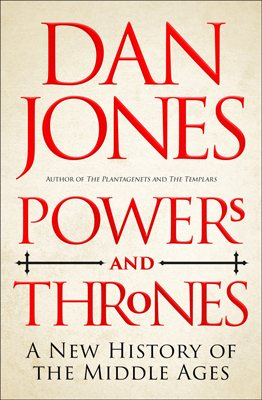 An Evening with Dan Jones at Piccadilly