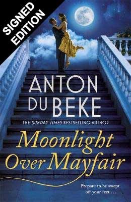 Moonlight Over Mayfair: Signed Edition (Hardback)