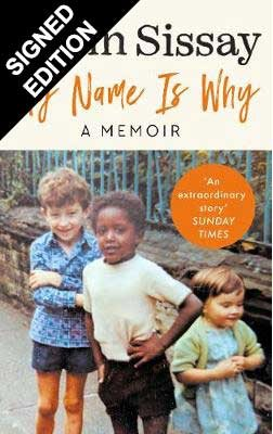 My Name Is Why: Signed Edition (Hardback)