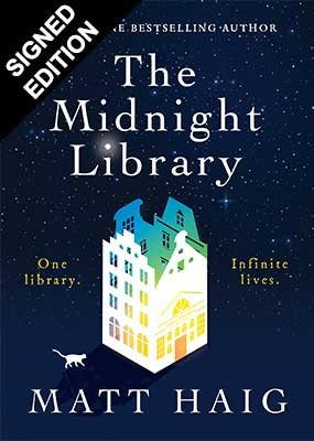 The Midnight Library: Signed Exclusive Edition (Hardback)