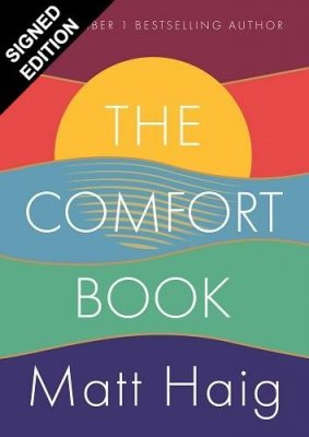 The Comfort Book: Signed Exclusive Edition (Hardback)