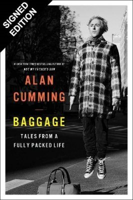 Baggage: Tales from a Fully Packed Life: Signed edition (Hardback)