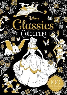 Disney Classics Colouring By Igloo Books Waterstones