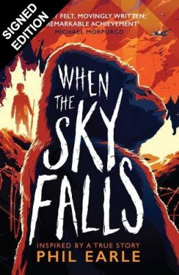 When the Sky Falls: Phil Earle in conversation with Katie Tsang