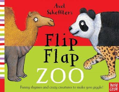Axel Scheffler's Flip Flap Zoo - Axel Scheffler's Flip Flap Series (Board book)