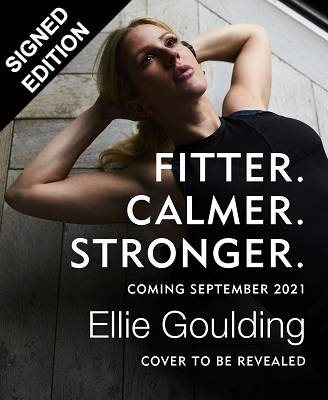 Fitter. Calmer. Stronger.: Signed Edition (Paperback)
