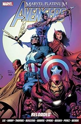 Marvel Platinum: The Definitive Avengers Reloaded (Paperback)