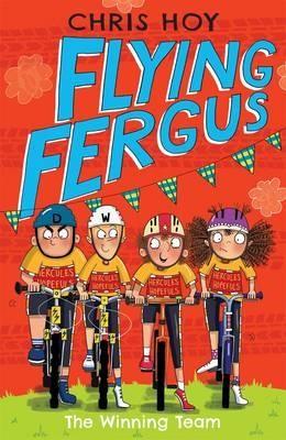 Flying Fergus 5: The Winning Team - Flying Fergus (Paperback)