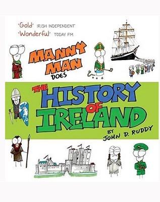 Manny Man Does the History of Ireland (Hardback)