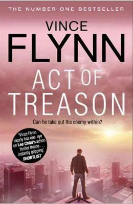 Act of Treason - The Mitch Rapp Series 7 (Paperback)