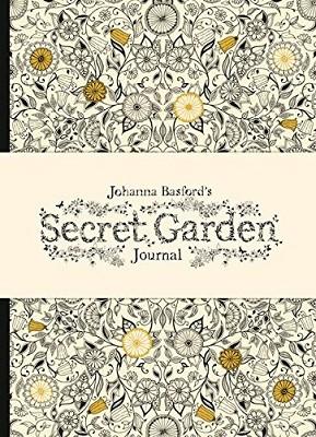 Johanna Basford's Secret Garden Journal (Hardback)