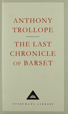 The Last Chronicle Of Barset (Hardback)