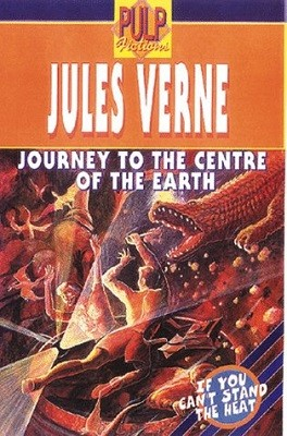 A Journey to the Centre of the Earth - Pulp fictions (Paperback)