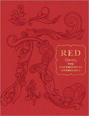 Red: The Waterstones Anthology (Hardback)