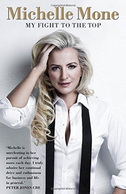 Michelle Mone - My Fight to the Top (Hardback)