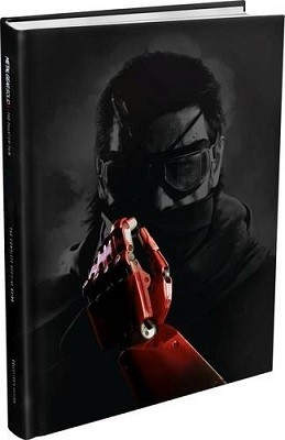 Metal Gear Solid V: the Phantom Pain - the Complete Official Guide (Hardback)