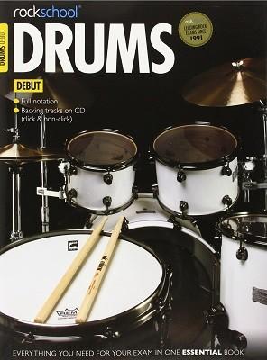 Rockschool Drums: Debut