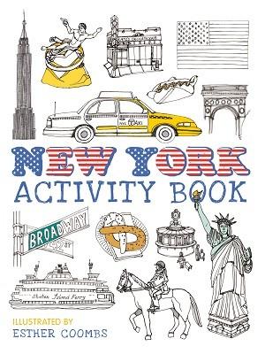 New York Activity Book (Paperback)