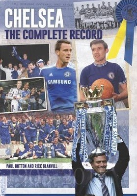 Chelsea: The Complete Record (Hardback)