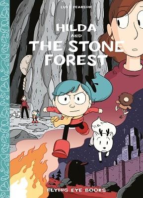 Hilda and the Stone Forest - Hildafolk Comics (Hardback)