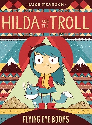 Hilda and the Troll (Paperback)