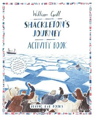 Shackleton's Journey Activity Book (Paperback)
