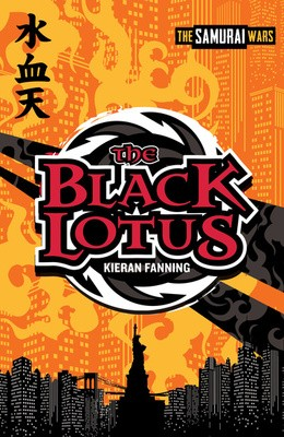 The Black Lotus - The Samurai Wars 1 (Paperback)
