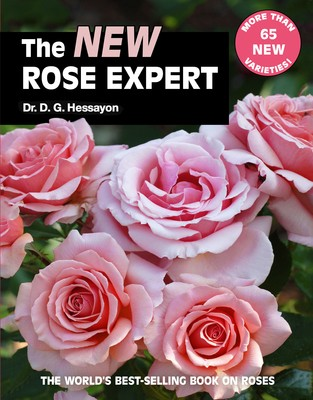 The New Rose Expert: The World's Best-Selling Book on Roses (Paperback)