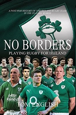 No Borders: Playing Rugby for Ireland (Hardback)