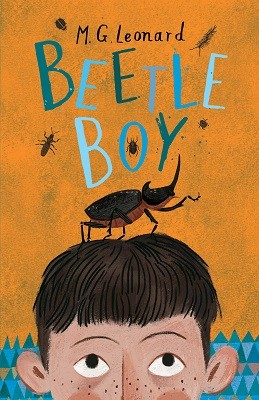 Beetle Boy - The Battle of the Beetles (Paperback)
