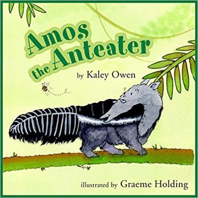 Amos the Anteater - The Animal Alphabet 1 (Paperback)