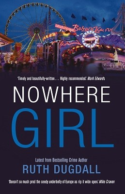 Nowhere Girl: Shocking. Page-Turning. Intelligent. Psychological Thriller Series with Cate Austin - Cate Austin 4 (Paperback)